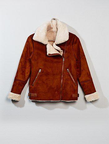 Abrigo corto - Kiabi