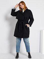 Nuevo Mujer Abrigos Tallas Grandes Mujer Kiabi