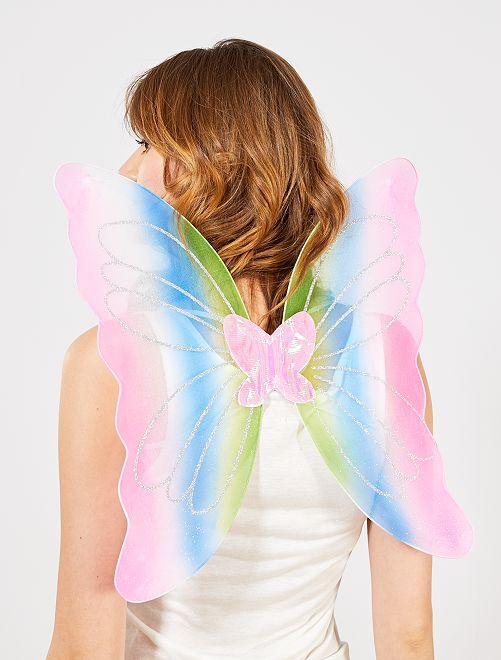 Alas de mariposa para adulto                             multicolor