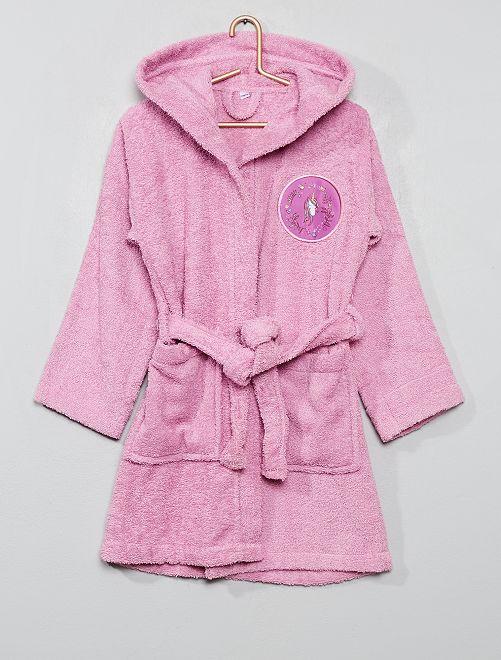 Albornoz 'unicornio'                             rosa