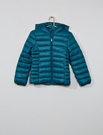 ca92f1b0b Abrigo capucha nina | Kiabi | La moda a pequeños precios