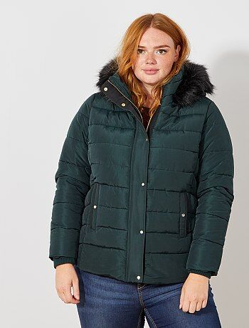 27ef58188f0 abrigos y cazadoras en tallas grandes de mujer baratas - moda Tallas ...
