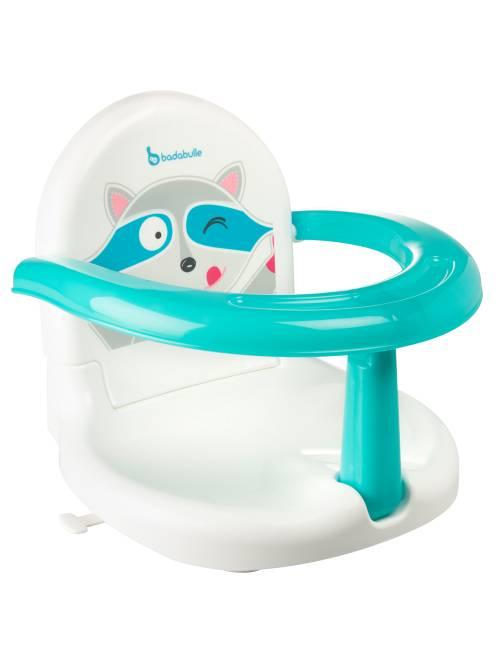 Asiento de baño plegable 'Badabulle'                             blanco/azul