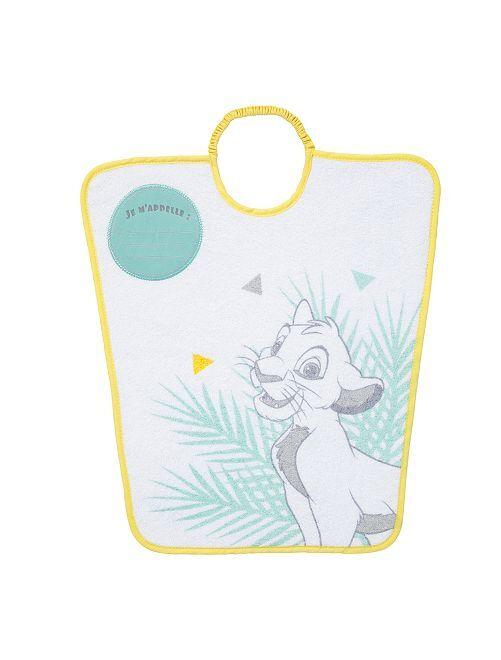 Babero 'Disney' con cuello elástico                                                                                         AZUL