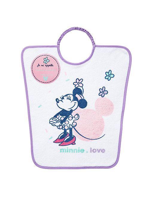 Babero 'Disney' con cuello elástico                                                                                         minnie