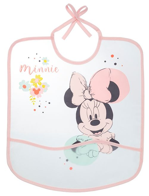 Babero impermeable 'Minnie'                                                     minnie
