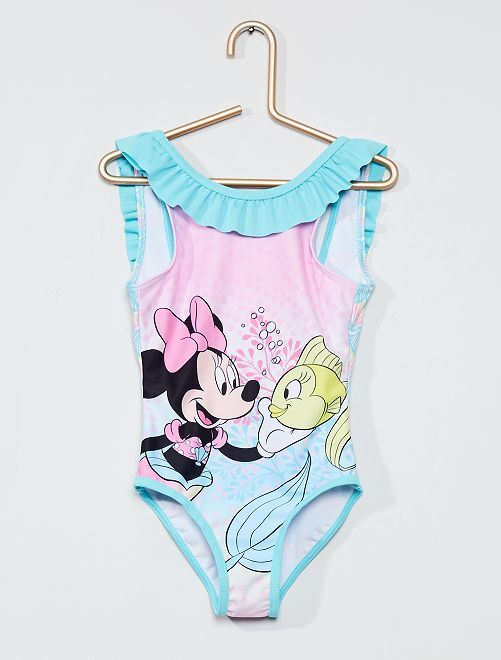 Bañador de 'Minnie Mouse' 'Disney'                                         AZUL