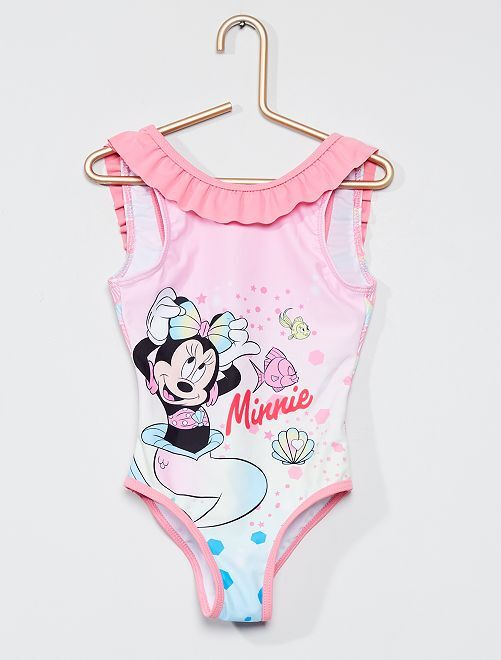Bañador de 'Minnie Mouse' 'Disney'                                         rosa