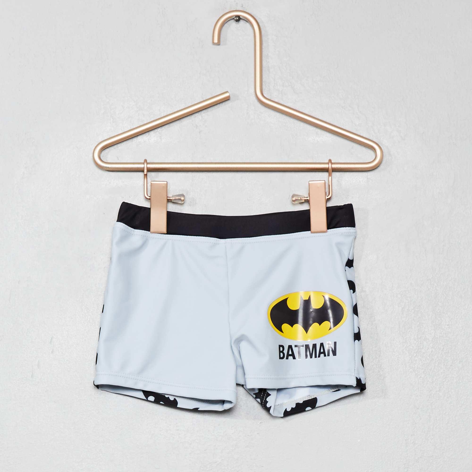8c2f50e6f Bañador tipo boxer  Batman  Chico - gris - Kiabi - 9