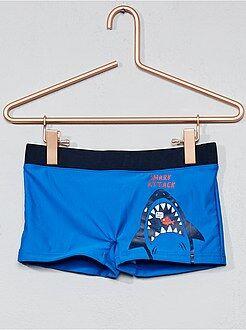 Bañador tipo boxer con tiburón - Kiabi