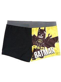 Bañador tipo boxer 'Lego' X 'Batman'