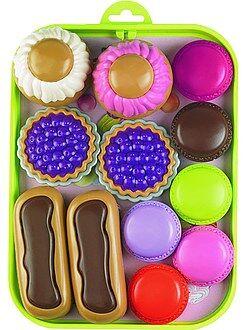 Niño 4-12 años Bandeja de pastelería