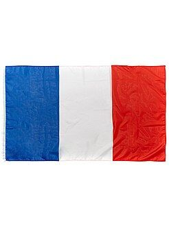 Decoración, complementos - Bandera francesa - Kiabi