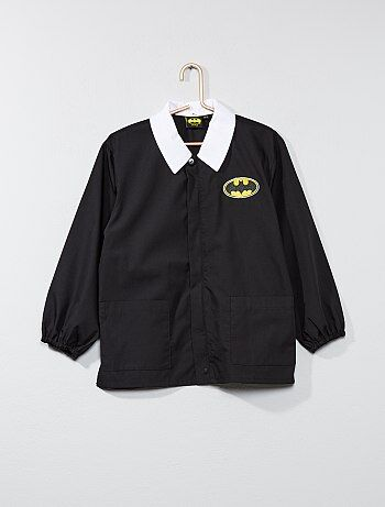 Bata escolar corta de popelina de 'Batman' - Kiabi