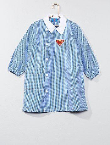 Bata escolar de popelina 'Superman' - Kiabi