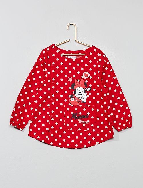 Bata escolar 'Minnie' 'Disney'                                                     ROJO Chica