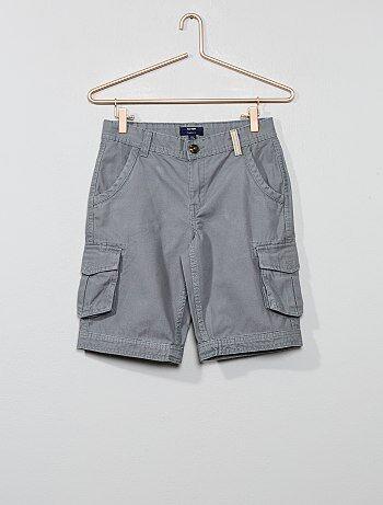 3a646bb76 Rebajas bermuda cargo, bermuda estampado - ropa Joven niño | Kiabi