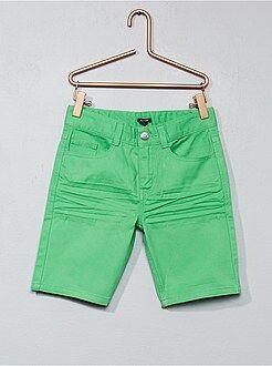 Bermudas, shorts - Bermudas de sarga - Kiabi