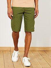 6d7f13621d33 Pantalones cortos hombre Hombre | Kiabi