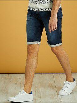 Hombre Bermudas jogg jeans