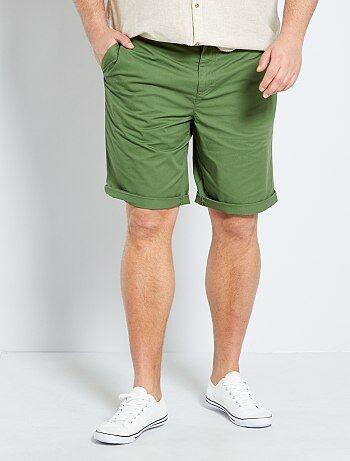 Pantalones Cortos Y Bermudas Hombre Negro Kiabi Cadba79776 Catholicchurchnewszimbabwe Com