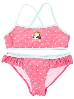 Bañadores, playa - Bikini de 'Minnie'