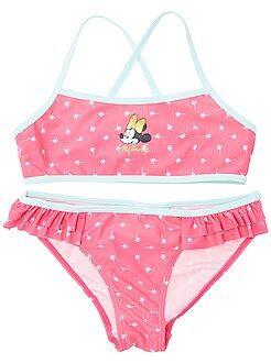 Niña 3-12 años Bikini de 'Minnie'