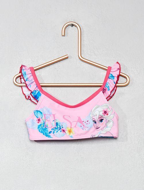 Bikini 'Frozen'                                         rosa Chica
