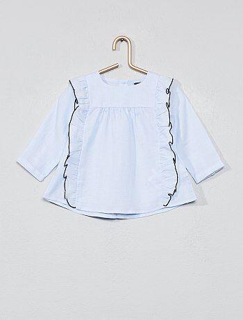 19a547d9d Rebajas bebé niña camisas blusas y chaquetas baratas - moda Bebé ...
