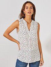ae82f0179c45 Tops y blusas de Mujer | Kiabi