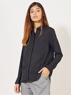 Camisas - Blusa vaporosa