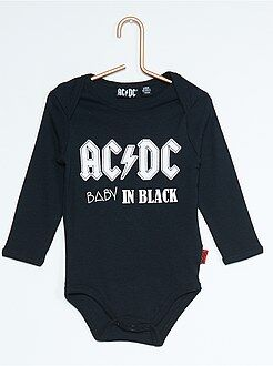 Body estampado 'ACDC' - Kiabi