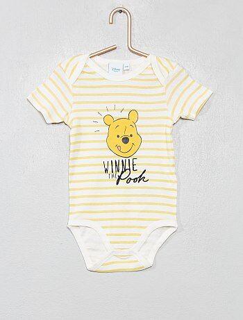Niño 0-36 meses - Body  Winnie The Pooh  de  Disney  0110b7ecabaf