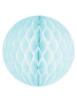 Decoración - Bola de papel alveolada 20 cm