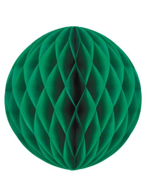 Bola de papel alveolada 20 cm                                                                                                                 VERDE Hogar