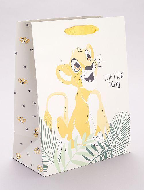 Bolsa de regalo 'El Rey León' 'Disney'                             simba