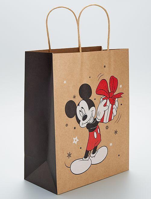 Bolsa de regalo 'Mickey' 'Disney'                             BEIGE