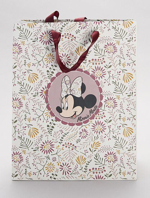 Bolsa de regalo 'Minnie'                             blanco