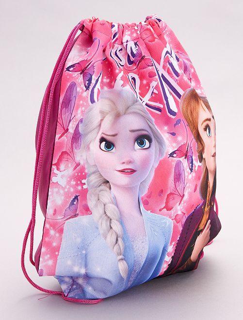 Bolsa para la piscina 'Frozen 2'                             rosa