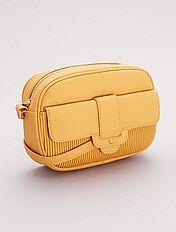 Bolso clutch brillante Mujer Kiabi 17,00€ | Bolso