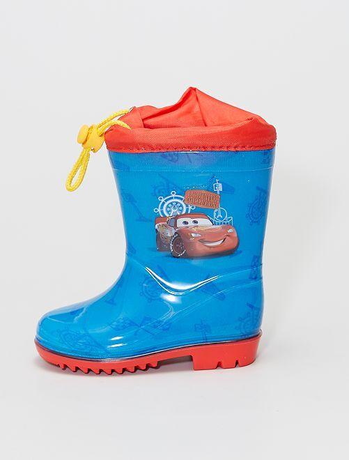 Botas de agua 'Cars' 'Disney Pixar'                             rojo