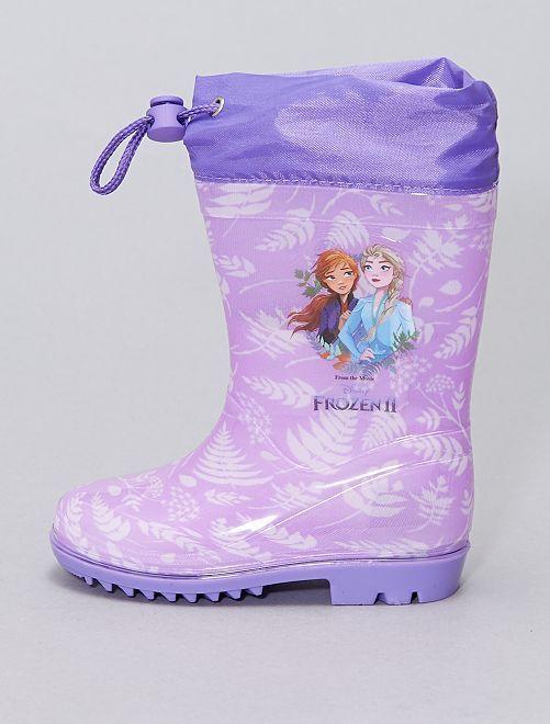 Botas de agua 'Frozen 2' 'Disney'                             violeta