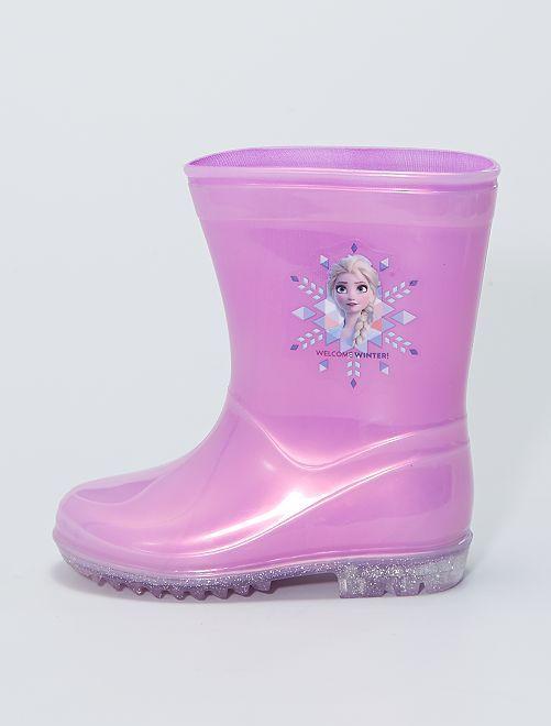 Botas de agua 'Frozen 2'                             ROSA