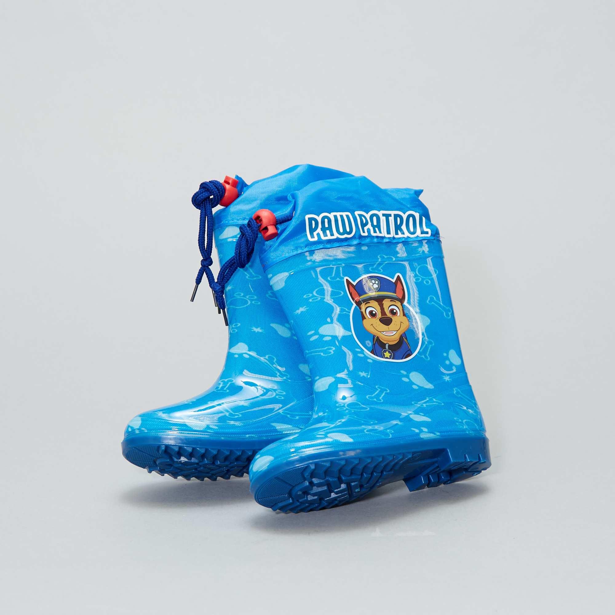 b69ce947889 Botas de agua  La Patrulla Canina  Chico - azul - Kiabi - 15
