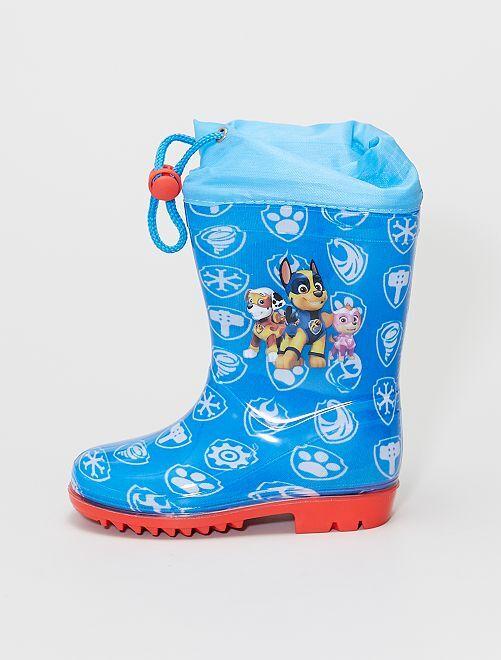 Botas de agua 'La Patrulla Canina'                             azul