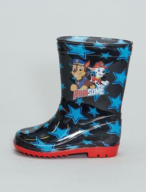 Botas de agua 'La Patrulla Canina'                             azul Zapatos