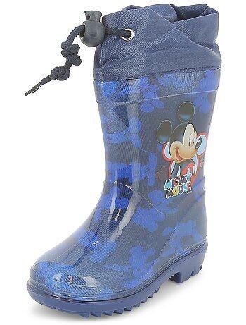 Botas de agua 'Mickey Mouse' de 'Disney' - Kiabi