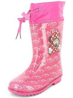 Botas de agua 'Minnie' - Kiabi