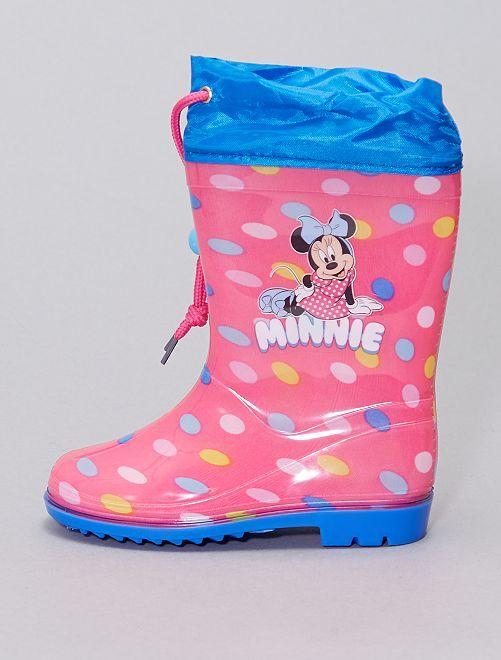 Botas de agua 'Minnie'                             rosa