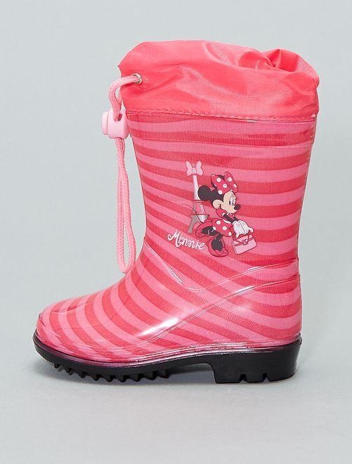 Botas de agua 'Minnie'                             rosa Zapatos